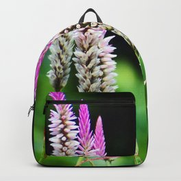 Hong Kong Wildflower Display Backpack