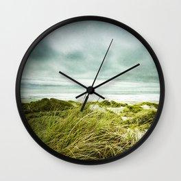 Seashore Longing Wall Clock