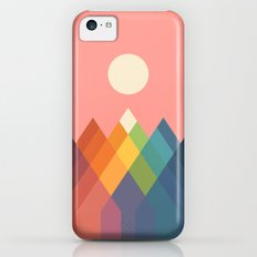 Rainbow Peak Slim Case iPhone 5c