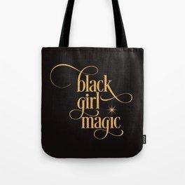 Black Girl Magic Tote Bag Tote Bag