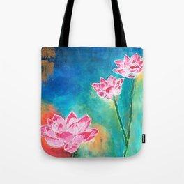 Lotus Lover Tote Bag