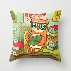 In Cahoots Throw Pillow