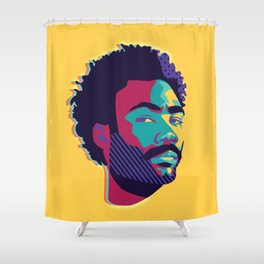 Hey Don Shower Curtain