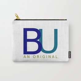BU An Original (dark) Carry-All Pouch