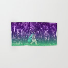Yes, you can go wild now Hand & Bath Towel