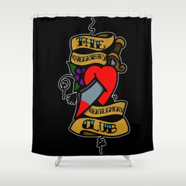 Sailor Jerry Shower Curtain
