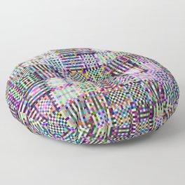 """11 × (n × Sin(j)^2 + k × sin(i)^2) × 3,939,333    [""""Radicals_11""""]  [SUPERZOOM] Floor Pillow"""