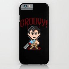 Evil Dead Pixels Slim Case iPhone 6s