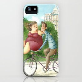 Unconditional Love iPhone Case