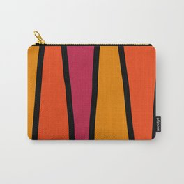 Orange Saw Carry-All Pouch