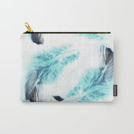 Feather Dancers Carry-All Pouch