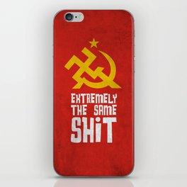 Extremists iPhone Skin