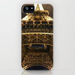 la tour magnifique iPhone Case