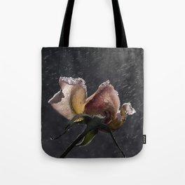 Rose Rain Beauty Tote Bag