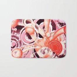 World of Abstract Bath Mat