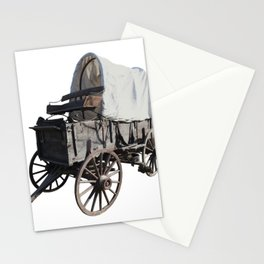Cookie Wagon Stationery Cards