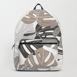 monstera deliciosa Backpack