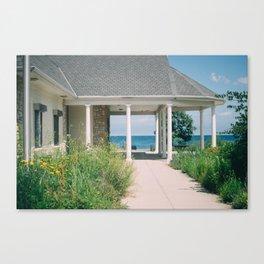 So. Mil. Beach Canvas Print