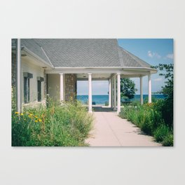 So. Mil. Beach Canvas Print