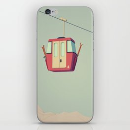 Powder Express iPhone Skin