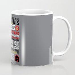 Combustible Lemons Coffee Mug