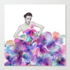 Wearable art Canvas Print