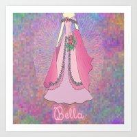 Fairy Princess - Bella Art Print