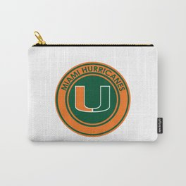 Hurricanes of Miami Carry-All Pouch