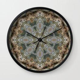 Rock Surface 3 Wall Clock