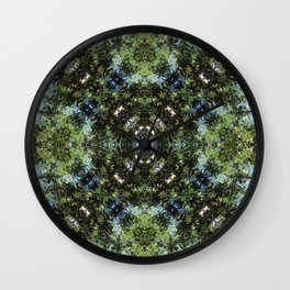 Reflection Kaleidoscope Wall Clock