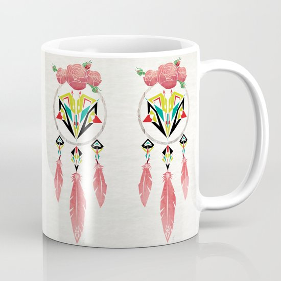 dream flowers Mug