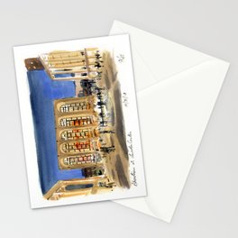 Lincoln Center at Night Stationery Cards