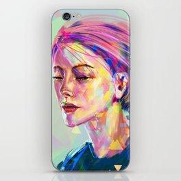 Pinky iPhone Skin