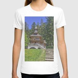 The Jaszczurówka Chapel. T-shirt