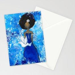 Zeta Angel Stationery Cards