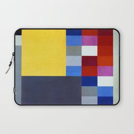Sophie Taeuber Arp Vertical Horizontal Composition Laptop Sleeve