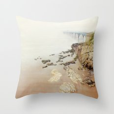 (Don't) Let Go Throw Pillow
