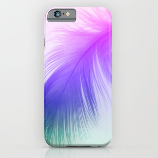 Painted Feather iPhone & iPod Case