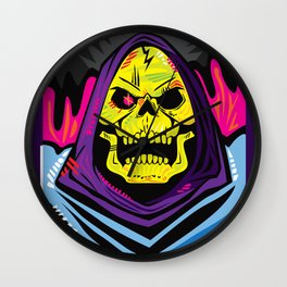 xSKELETORx Wall Clock