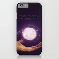 Isaiah 48:13 iPhone 6s Slim Case