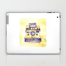 Vintage gadget series: Polaroid OneStep camera Laptop & iPad Skin