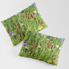 Colourful Garden - JUSTART © Pillow Sham