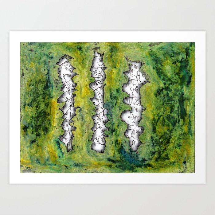 gre3t Art Print