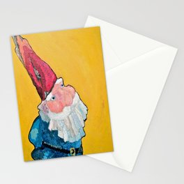 Abstract Study of Gnome (Pt.2) Stationery Cards