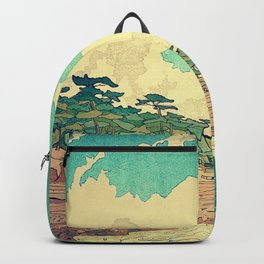 Arriving at Fenzhuo Backpack