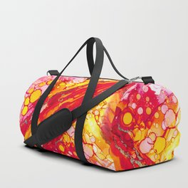 colorful rebellion Duffle Bag