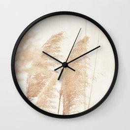 """When the sun turns traitor cold..."" Wall Clock"