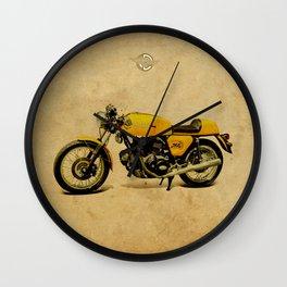 Ducati 750 GT 1973 Wall Clock