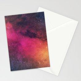 Born In Nebula #society6 Stationery Cards