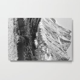 Ansel Adams Photographs of National Parks and Monuments Metal Print